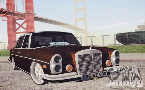 Mercedes-Benz 300 SEL для GTA San Andreas