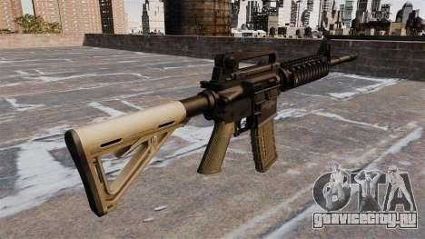 Автоматический карабин M4 Chris Costa для GTA 4 второй скриншот