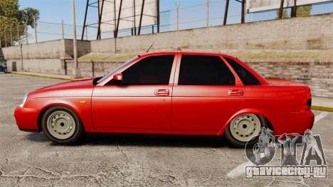 ВАЗ-2170 Dubai для GTA 4 вид слева