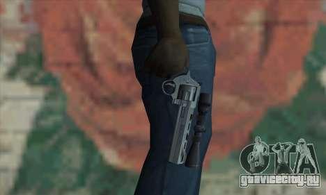 44.M Raging Bull with Scope для GTA San Andreas третий скриншот