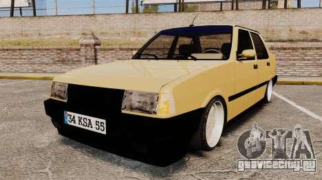 Tofas Dogan 1.6 i SLX для GTA 4