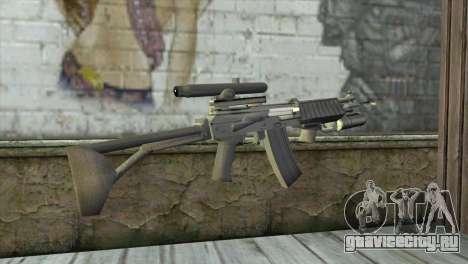 M21S для GTA San Andreas второй скриншот