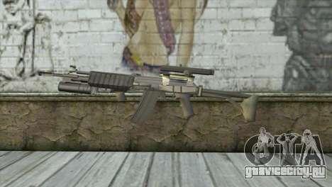 M21S для GTA San Andreas третий скриншот