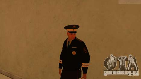 Скины полиции и армии для GTA San Andreas одинадцатый скриншот