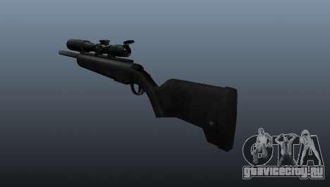 Снайперская винтовка Steyr Scout для GTA 4 второй скриншот