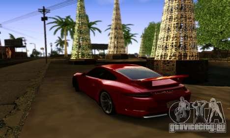 ENBSeries Exflection для GTA San Andreas второй скриншот