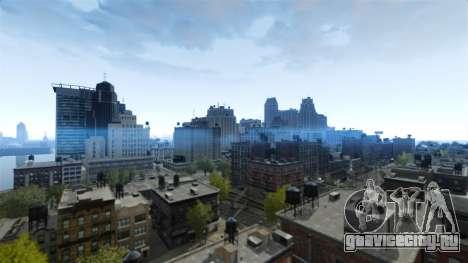 Погода Парижа для GTA 4