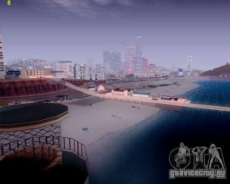 ENB HD CUDA 2014 v.3.5 Final для GTA San Andreas шестой скриншот