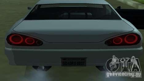 Elegy 280sx для GTA San Andreas вид сверху