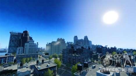 Погода Северного полюса для GTA 4 второй скриншот