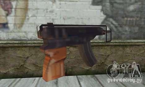Автомат для GTA San Andreas второй скриншот