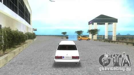 Tofaş Limuzin для GTA Vice City вид слева