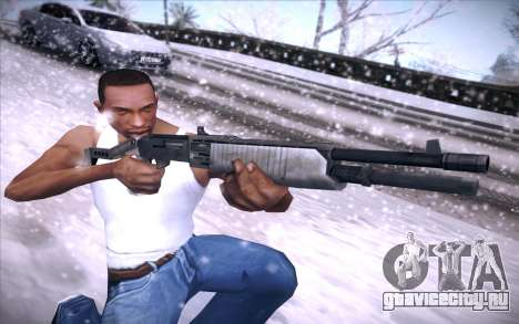 Spas 12 для GTA San Andreas четвёртый скриншот