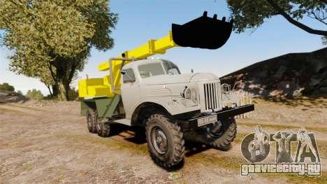 ЗиЛ-157 ГВК-32 для GTA 4