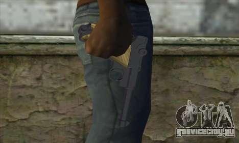 LugerP08 для GTA San Andreas третий скриншот
