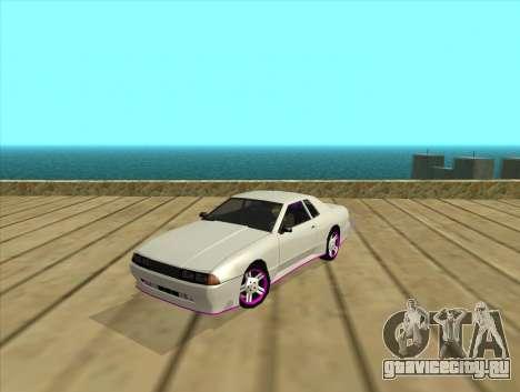 Elegy by MegaPixel для GTA San Andreas