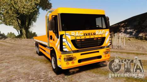 Iveco Stralis RAC для GTA 4