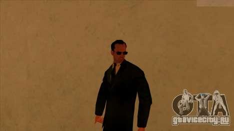 Скины полиции и армии для GTA San Andreas девятый скриншот