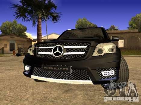 Mercedes-Benz GLK для GTA San Andreas
