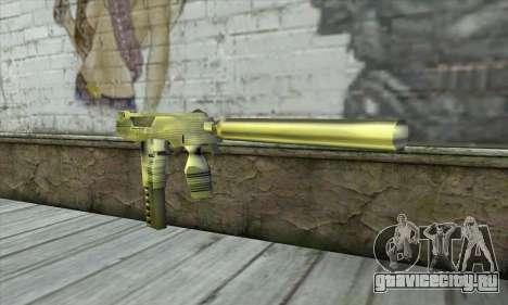 SMG из Counter Strike для GTA San Andreas