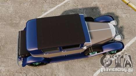 GTA V Albany Roosevelt для GTA 4 вид справа