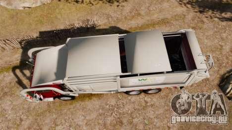 Mack MR 688S Front Load 2000 для GTA 4
