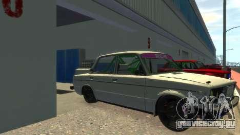ВАЗ 2106 для GTA 4 вид справа