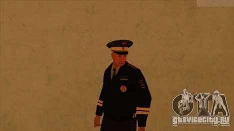 Скины полиции и армии для GTA San Andreas четвёртый скриншот