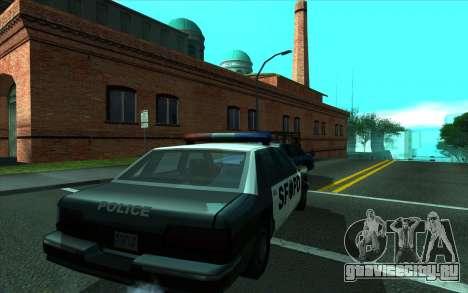 Cleaning bugs developers ENBseries для GTA San Andreas второй скриншот