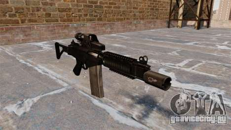 Автоматическая винтовка FN FAL DSA для GTA 4