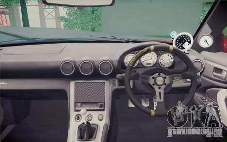 Nissan Silvia S15 BN Sports для GTA San Andreas вид справа