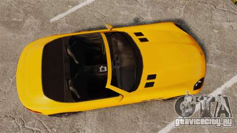 GTA V Benefactor Surano для GTA 4 вид справа