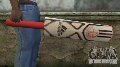 Adidas Cricket Bat для GTA San Andreas третий скриншот