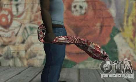Dead hand для GTA San Andreas третий скриншот