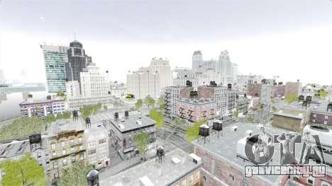 Погода Лондона для GTA 4 второй скриншот