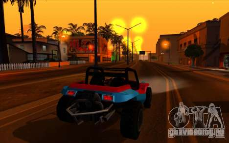 Cleaning bugs developers ENBseries для GTA San Andreas четвёртый скриншот