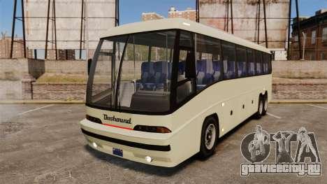 GTA V Dashhound для GTA 4