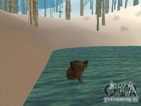 Рюкзак 2.0 для GTA San Andreas четвёртый скриншот