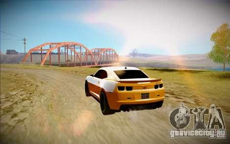 ENBSeries для слабых ПК для GTA San Andreas десятый скриншот