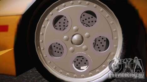 Lamborghini Diablo Stretch для GTA San Andreas вид справа