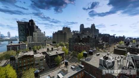 Погода Нью-Йорка для GTA 4 третий скриншот