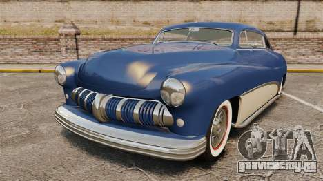 Mercury Lead Sled Custom 1949 для GTA 4