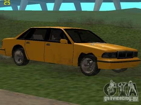 Premier 2012 для GTA San Andreas двигатель