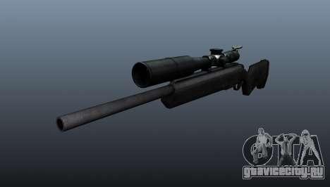 Снайперская винтовка Steyr Scout для GTA 4