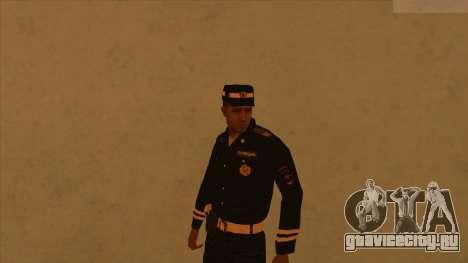 Скины полиции и армии для GTA San Andreas пятый скриншот