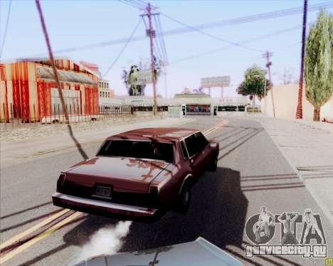ENB HD CUDA 2014 v.3.5 Final для GTA San Andreas