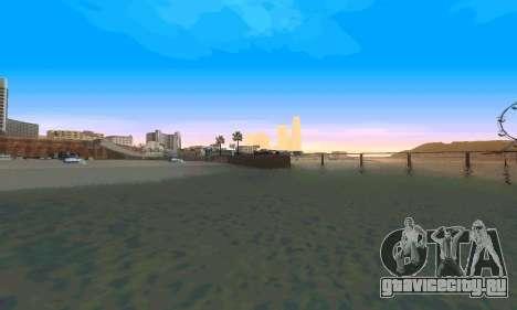 ENBseries для мощных ПК для GTA San Andreas четвёртый скриншот