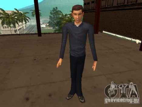Peter Parker из игры Spider-Man 2 для GTA San Andreas четвёртый скриншот