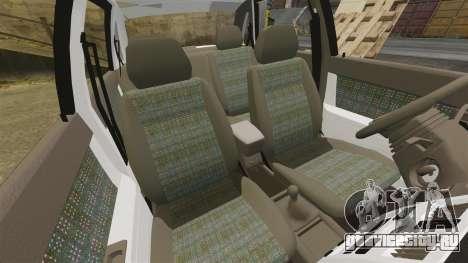 ВАЗ-2170 Lada Priora для GTA 4 вид снизу