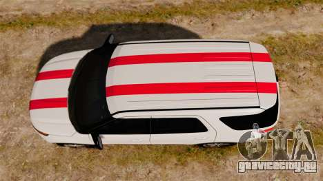 Ford Explorer Sport 2014 для GTA 4 вид справа